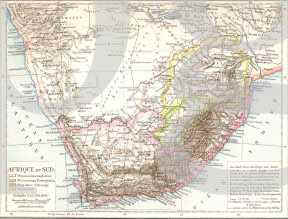 Vintage Map of Southern Africa.jpg (12444 bytes)