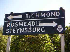 Sign Richmond at MiddleburgEC small.JPG (10838 bytes)